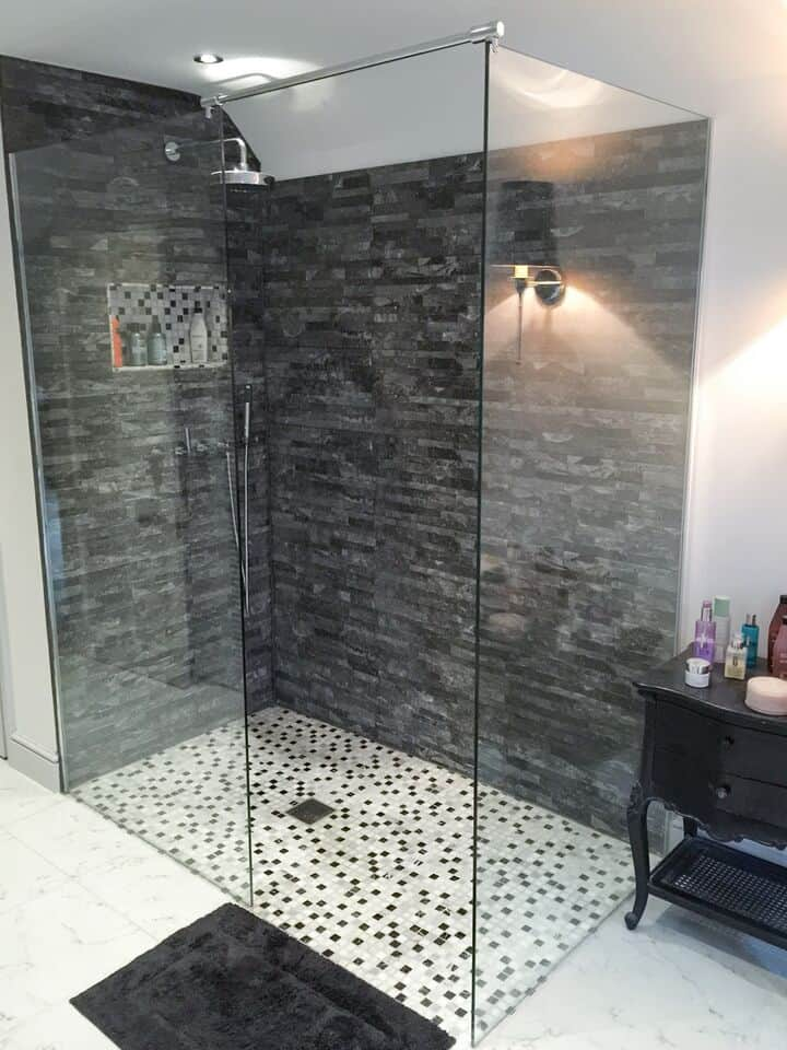 Modern Shower Project