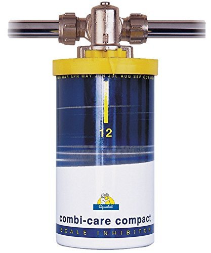 Combi boiler scale protection